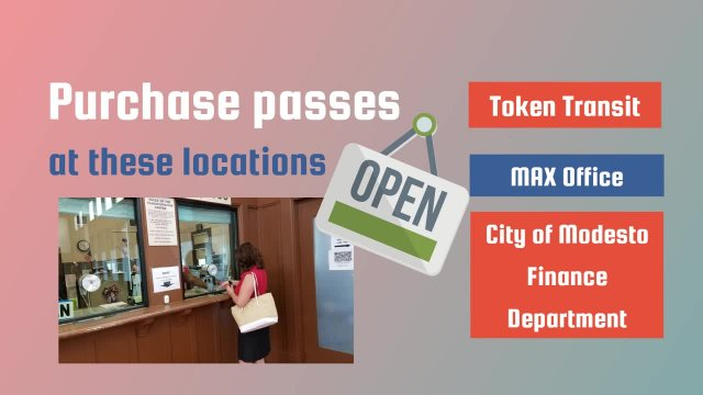 How to Buy a Bus Ticket for Modesto Area Express