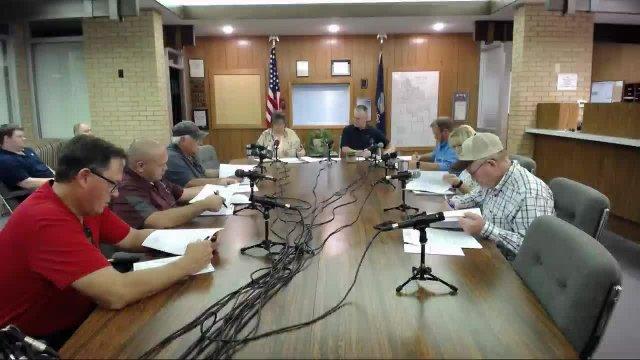 9/18/18 City Council Mtg - Before Exec. Session