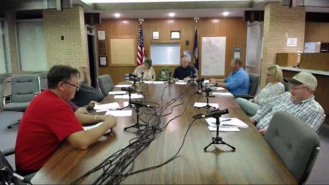 9/18/18 City Council Mtg - After Exec. Session