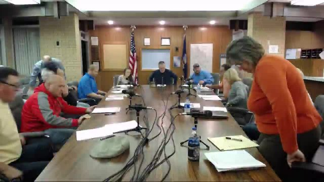 10/01/18 City Council Mtg - Before Exec. Session