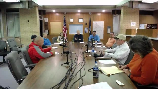 10/01/18 City Council Mtg - After Exec. Session
