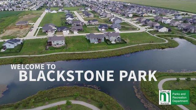 Blackstone Drone Footage