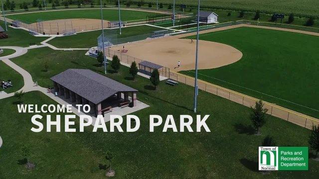 Shepard Park Drone Footage