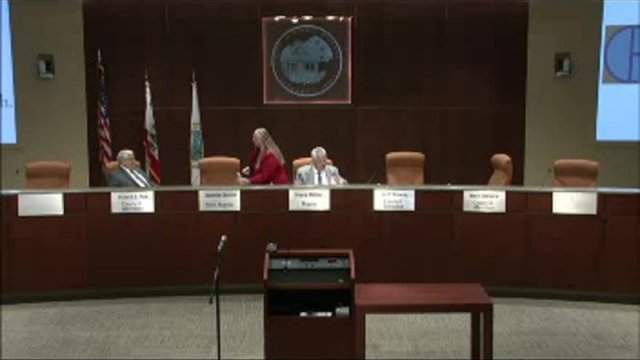 October 11, 2018 Council Meeting