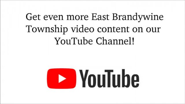All EBT Videos Have Moved to Our YouTube Channel!