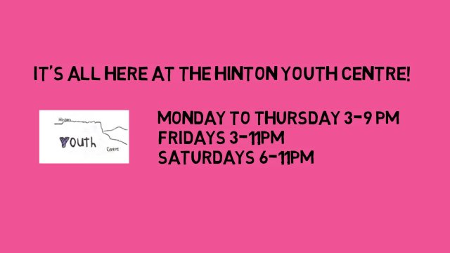 Youth Centre Promotional Video
