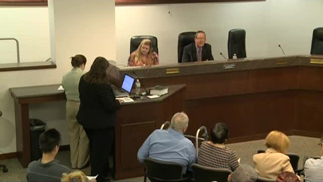 Special Magistrate Meeting - November 14, 2018