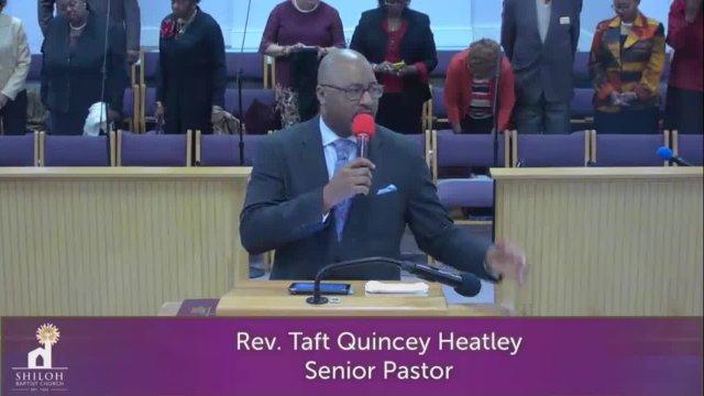 Pastor Heatley