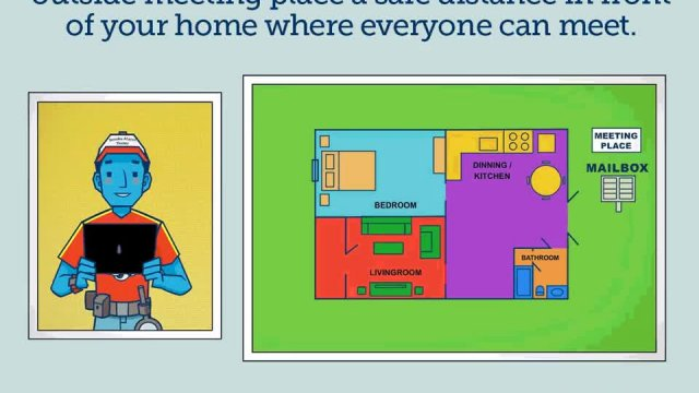Fire Safety Week-LEARN two ways out of every room