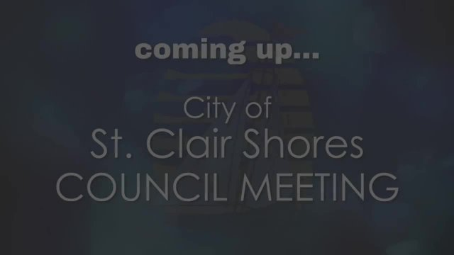 Council Meeting - December 3, 2018