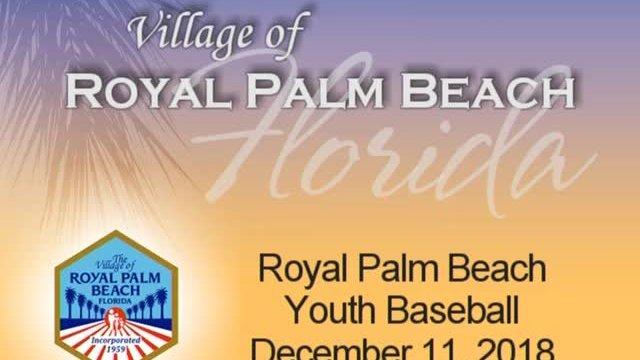 Youth Baseball Meeting - December 11, 2018