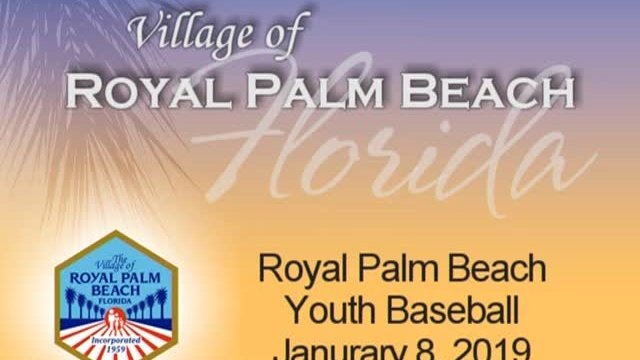 Youth Baseball Meeting - January 8,2019