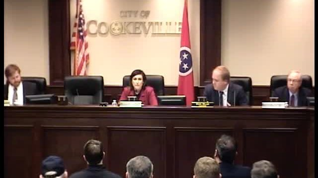 City Council Meeting for January 3rd, 2019