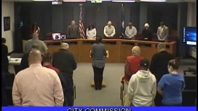 Board of Commissioners Meeting - January 8, 2019
