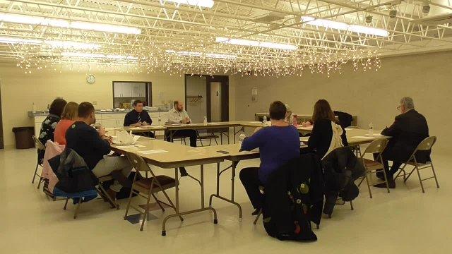 January 16 2019 Board Meeting