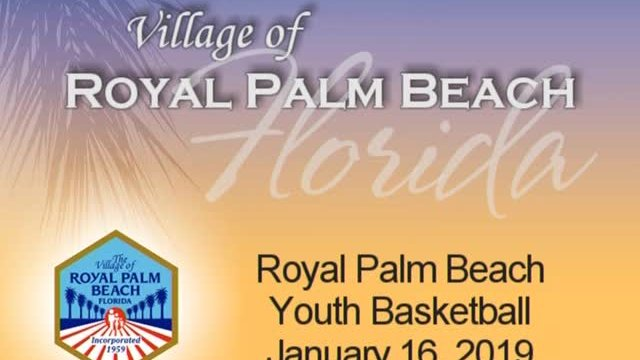 Youth Basketball Meeting - January 16, 2019