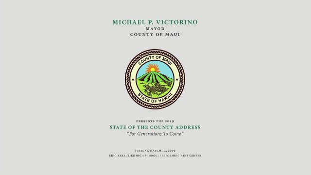 State of the County Address 2019