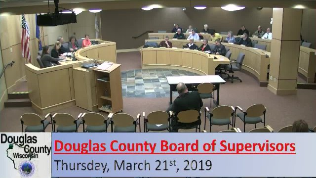 March 21, 2019 County Board