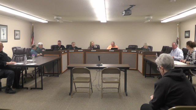 March 25, 2019 City Council Meeting