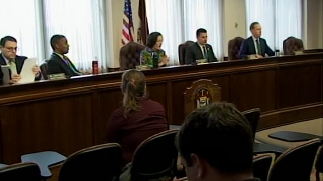 04/04/19 Commissioners Meeting
