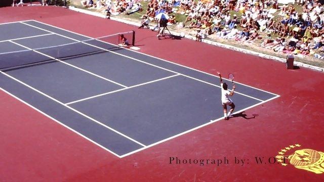 History of World of Tennis