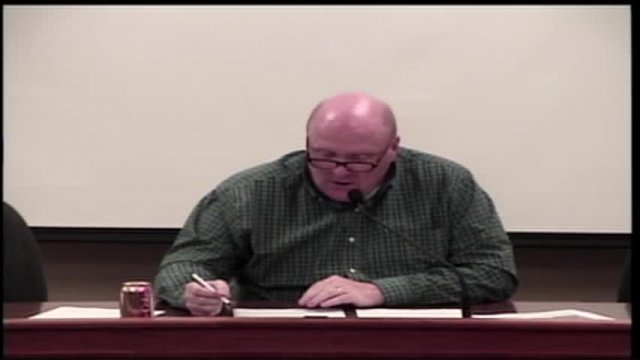Plan Commission Meeting (4-15-19)