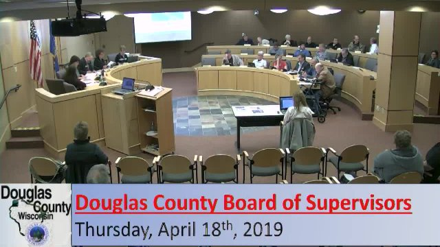 April 18, 2019 County Board