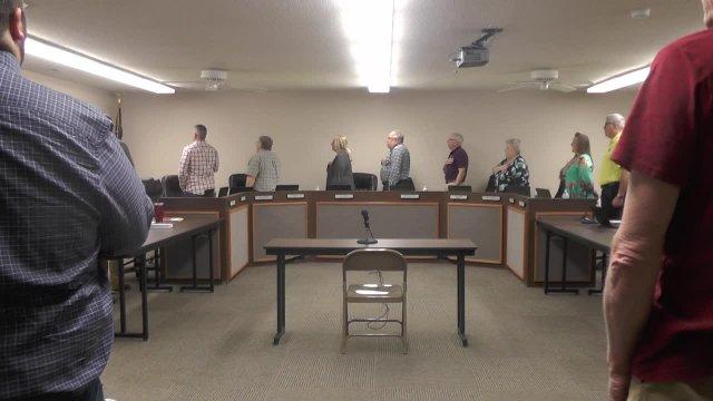 April 22, 2019 City Council Meeting