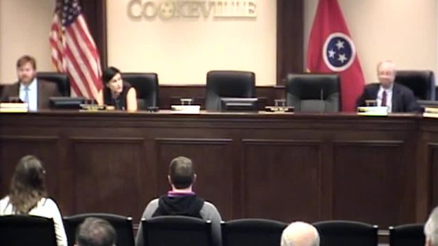 City Council Meeting April 18th, 2019