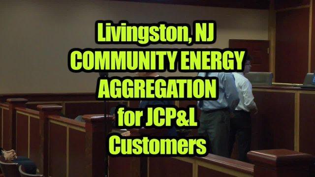 Energy Presentation - JCP&L