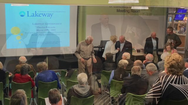 Charles Edwards Lakeway Governance