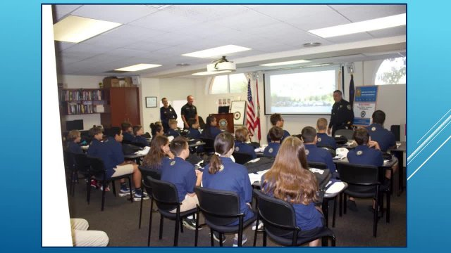 Teen Police Academy 2019 Video presentation