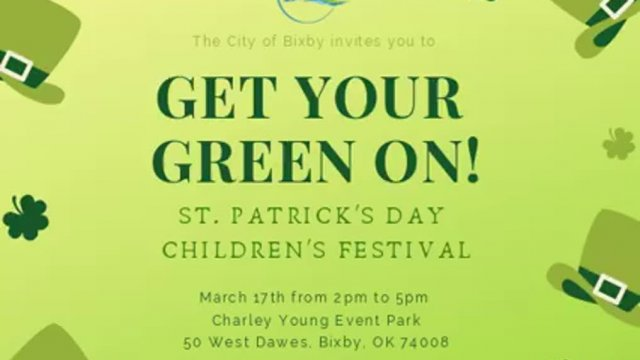 St. Patricks Day Childrens Festival
