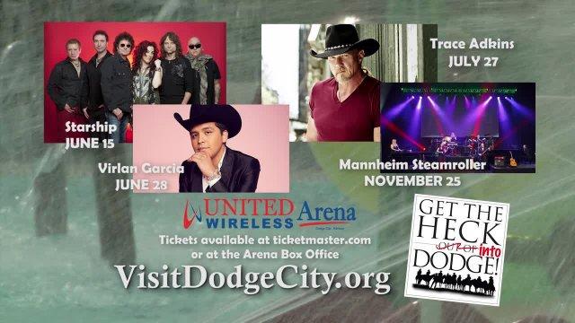 Dodge City CVB Commercial June 2019