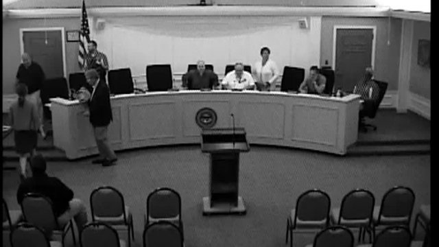 City Commission Meeting July 15, 2019
