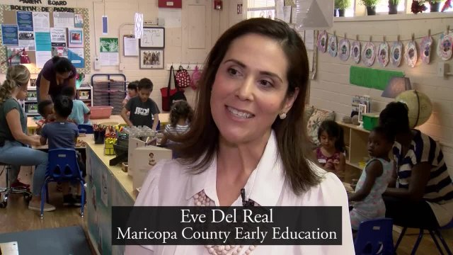 Supervisor Sellers Tours Head Start Program