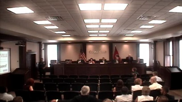 City Council Meeting - July 18 2019