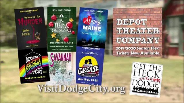 Dodge City CVB Commercial August 2019