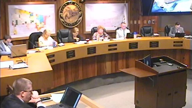 Council Meeting August 7, 2019