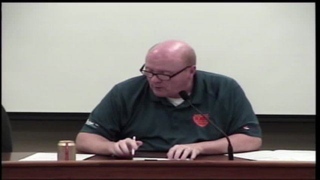 Plan Commission Meeting (8-12-19)