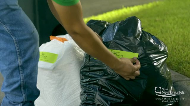 SWRD Residential Garbage Collection Video