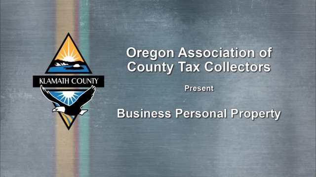 OACTC - Business Personal Property