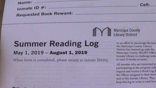 Jails Reading program