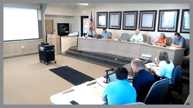August 27, 2019 Planning Commission