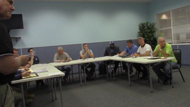 Mandatory Pre-Bid Meeting ITB-B-17-99