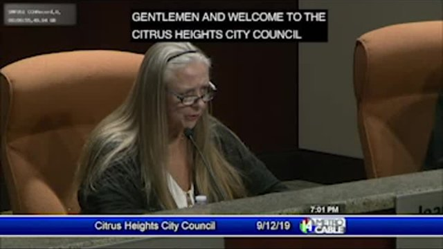September 12, 2019 Council Meeting