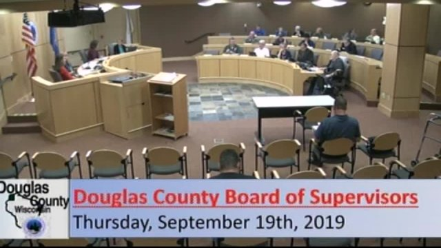 September 19, 2019 County Board
