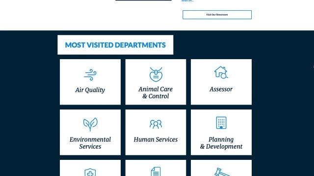 Website Redesign Highlights
