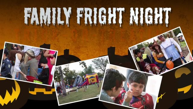 Family Fright Night
