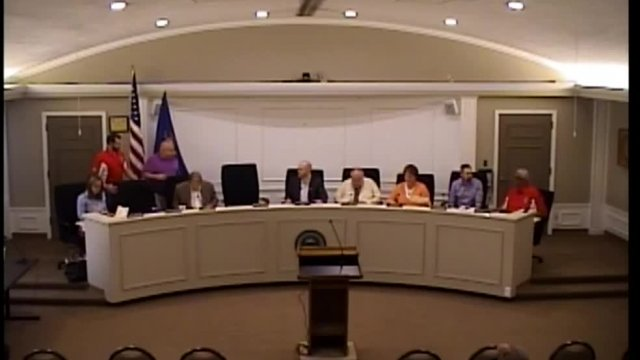 City Commission Meeting - October 7, 2019